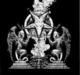 Deidad demoniaca Baphomet