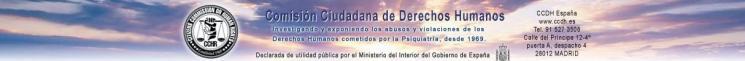 Comisión ciudadana de derechos humanos