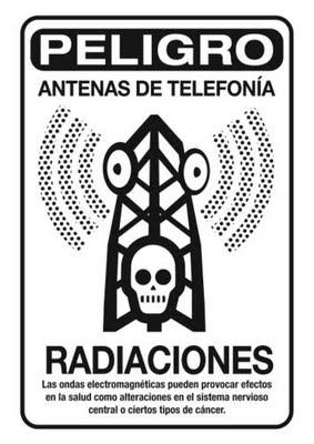 antenas cancerígenas
