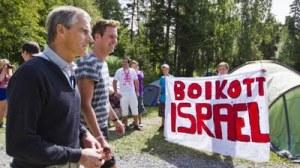 Israel tras los atentados de Noruega