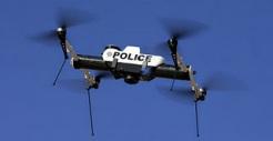 drones para vigilar a su pueblo EE.UU.