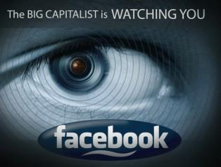 las redes sociales espían