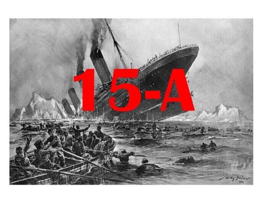 Titanic, un hundimiento programado