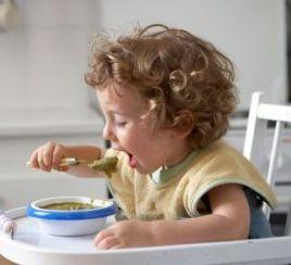 Un estudio encuentra Arsenico en alimentos infantiles