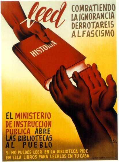 RECUERDOS DE LA GUERRA CIVIL ESPAÑOLA
