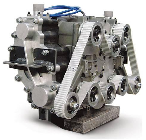 TATA motor aire comprimido