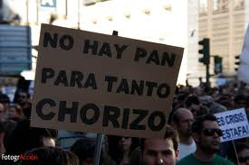 NO HAY PAN PARA TANTO CHORIZO