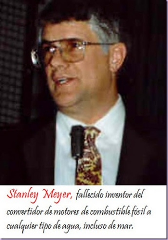 Conferencia de Stanley Meyer 1992