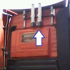 sistema hidrogenerador en un camión en España