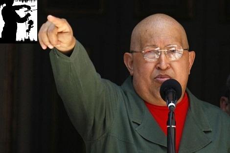 Marioneta Hugo Chavez