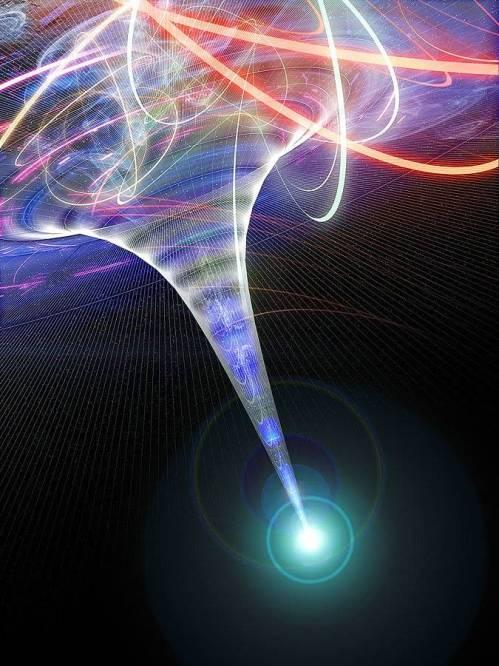 Conferencia de Nassim Haramein - Cruzando el horizonte de sucesos - 3.0 Todo es un agujero negro