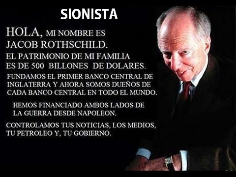 Sionismo y Rothschild