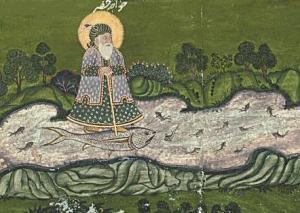 San Jorge, el héroe cristiano venerado por el Islam