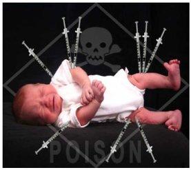 Resultado de imagen de vacunas fluor mortal