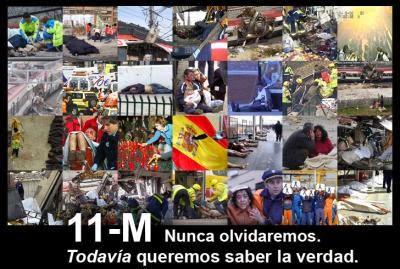 AUTOATENTADOS MADRID 11M, QUIENES ALTERARON LAS ELECCIONES ESPAÑOLAS 2004
