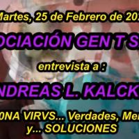 CORONAVIRUS, verdadades, mentiras y soluciones por ANDREAS KALCKER