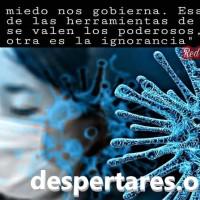 CORONAVIRUS: IMPACTANTES IMAGENES DE HOSPITALES EN ESPAÑA Y URUGUAY
