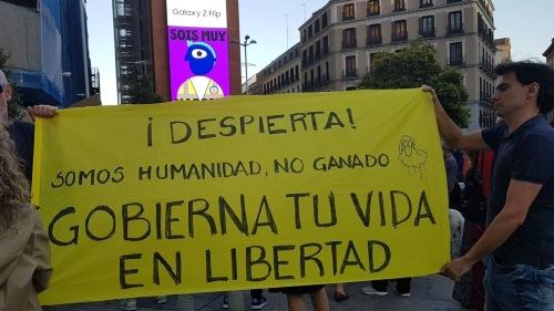 POR LA LIBERTAD, POR EL AMOR SOCIAL