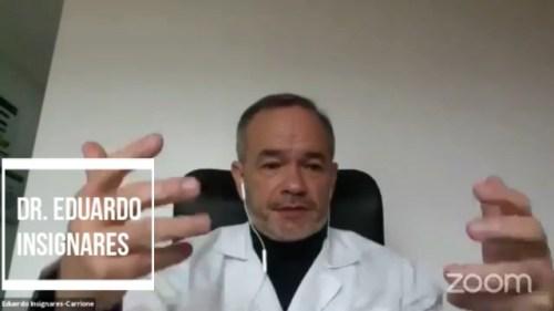 Entrevista 9 de junio 2020 al Dr. Eduardo Insignares - DIOXIDO DE CLORO elimina COVID19