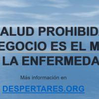 CONFERENCIA SALUD PROHIBIDA por DESPERTARES Julio 2020