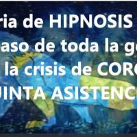 Convocatoria de HIPNOSIS LIFE para realizar limpieza de toda la geografía del planeta - VIGESIMA ASISTENCIA MASIVA